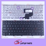 HP ProBook 4340S 4341S Without Frame Black laptop keyboards US 90.4RS07.L01 SG-45710-XUA