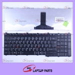 Replacement Laptop keyboards for TOSHIBA A500 A505 PO black